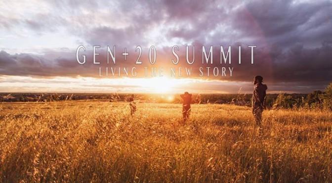 GEN+20-Día 1: Sanando para crear algo que valga la pena