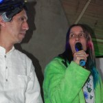 Andrea y Hector de Aterciopelados